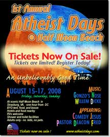 Atheist Days