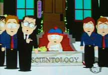 Southpark Scientology