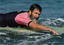 Surfing Rabbi